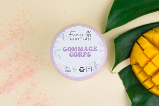 Gommage corps maison